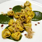 Tortelli all'Arrosto di Cinghiale
