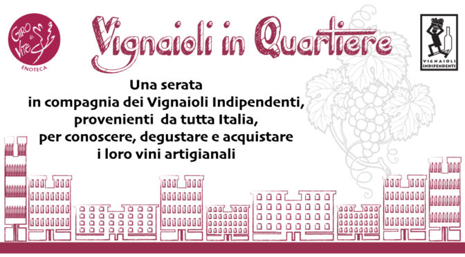 Vignaioli in Quartiere